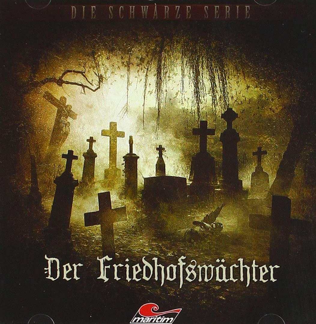 Die schwarze Serie - Folge 13: Der Friedhofswächter