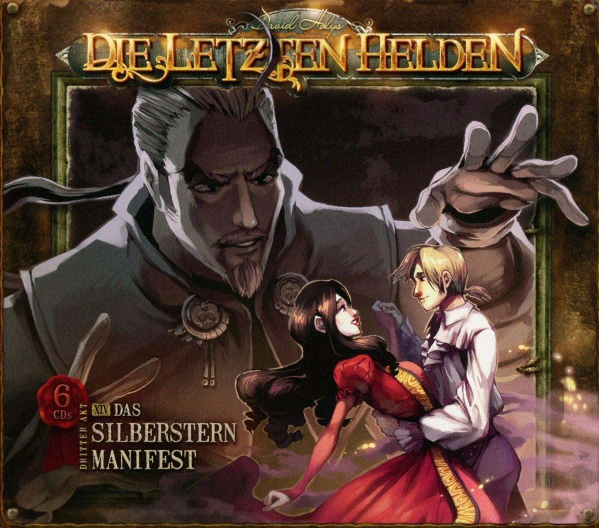 Die letzten Helden - Das Silberstern Manifest (Folge 14)