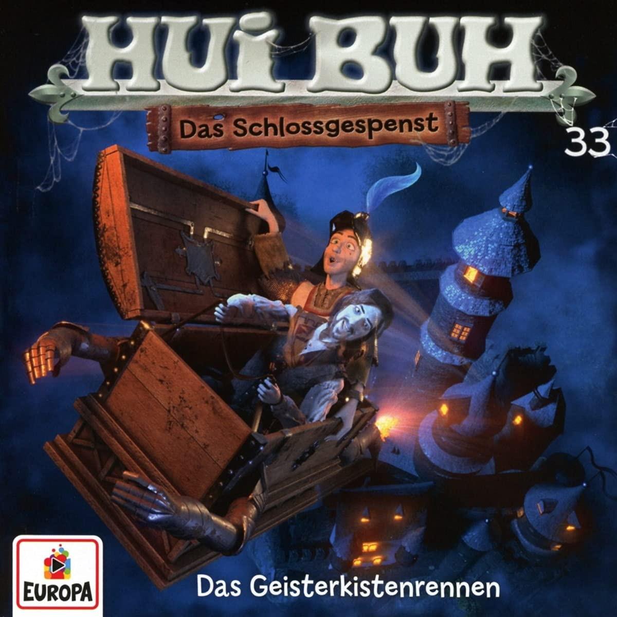 Hui Buh - Die neue Welt - Folge 33: Das Geisterkistenrennen