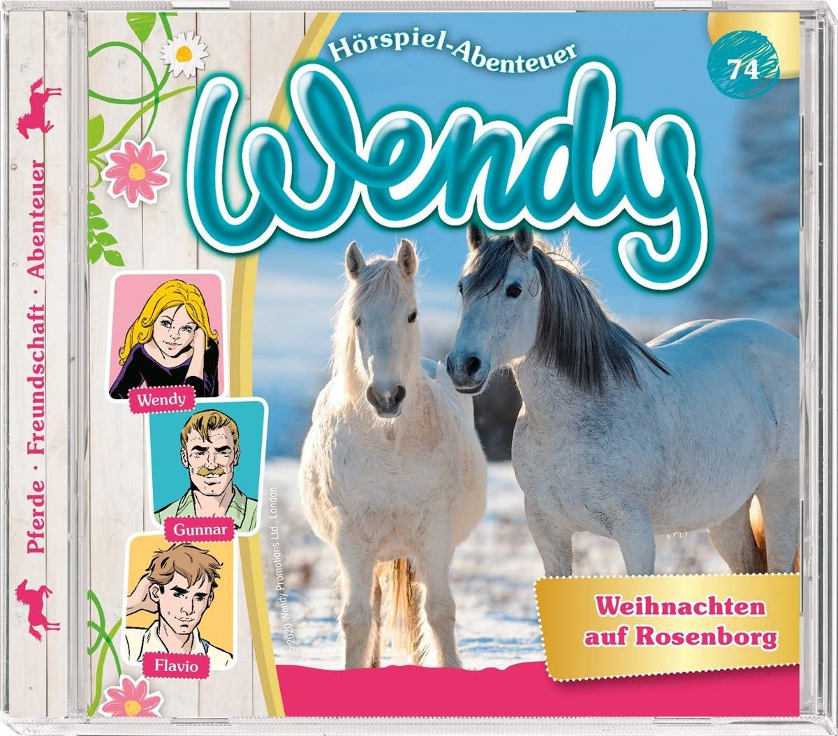 Wendy - Folge 74: Weihnachten auf Rosenborg