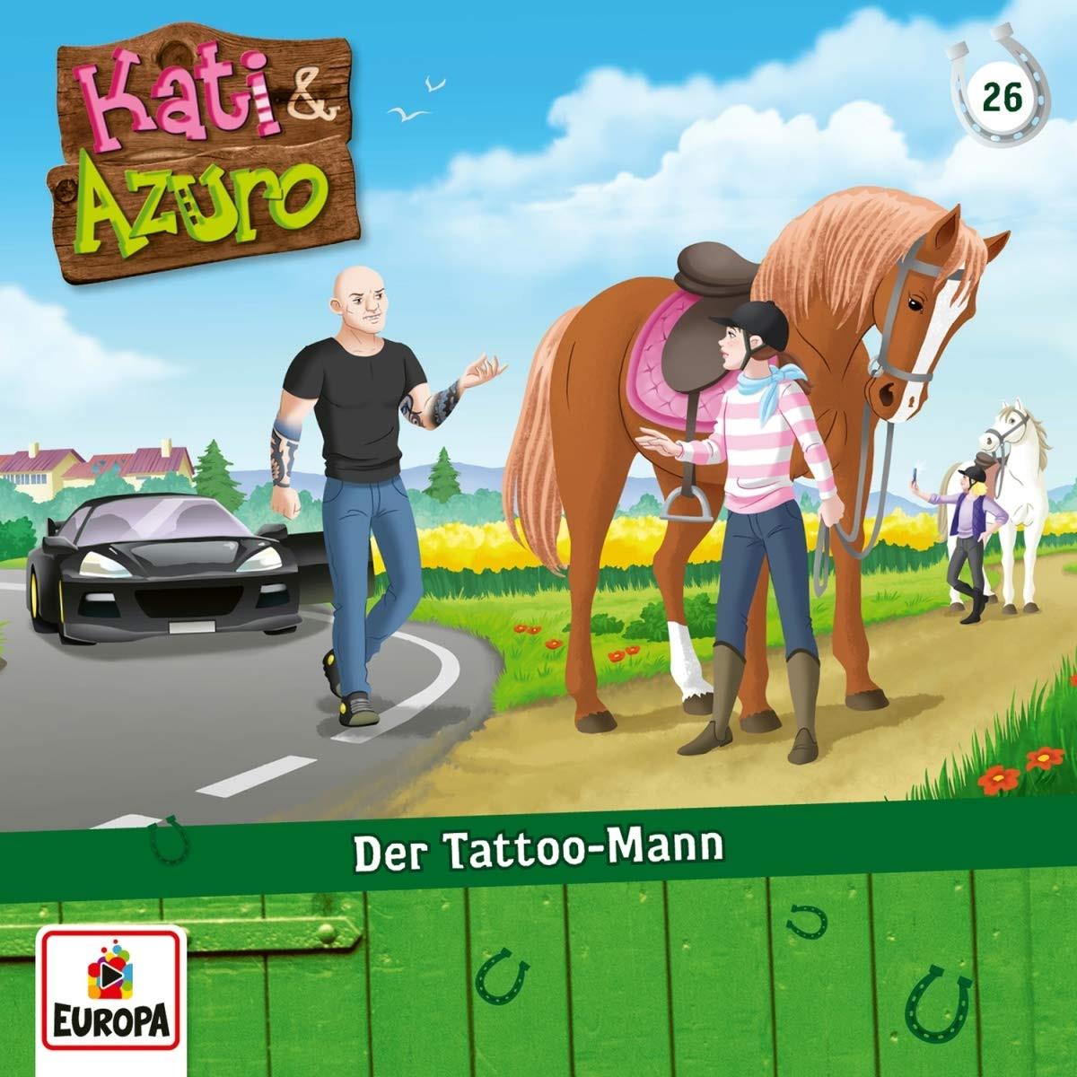 Kati & Azuro - Folge 26: Der Tattoo-Mann