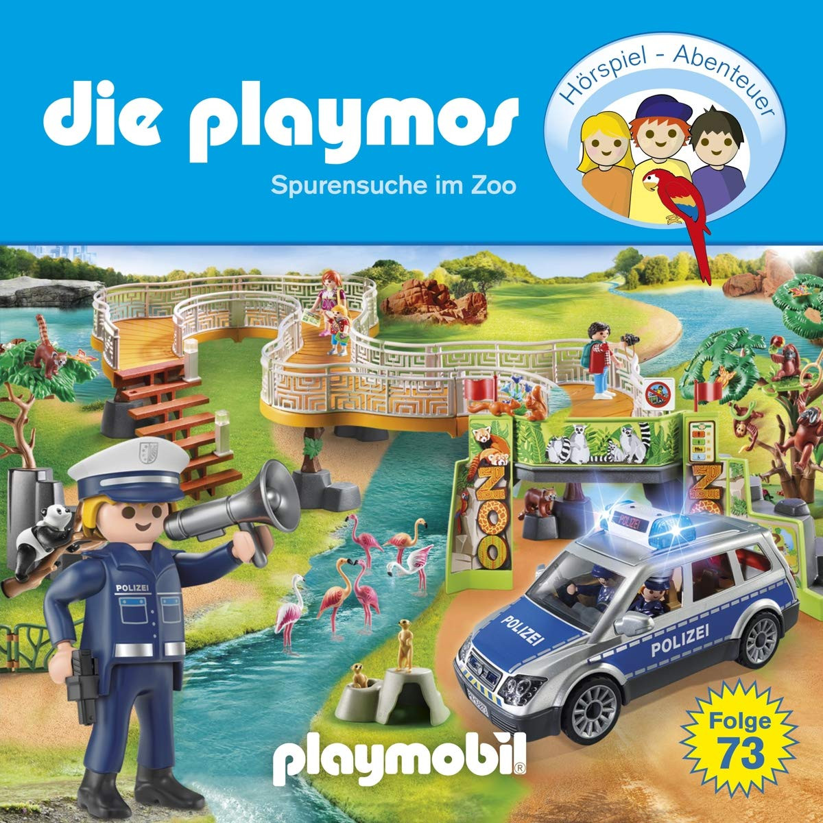 Die Playmos - Folge 73: Spurensuche im Zoo