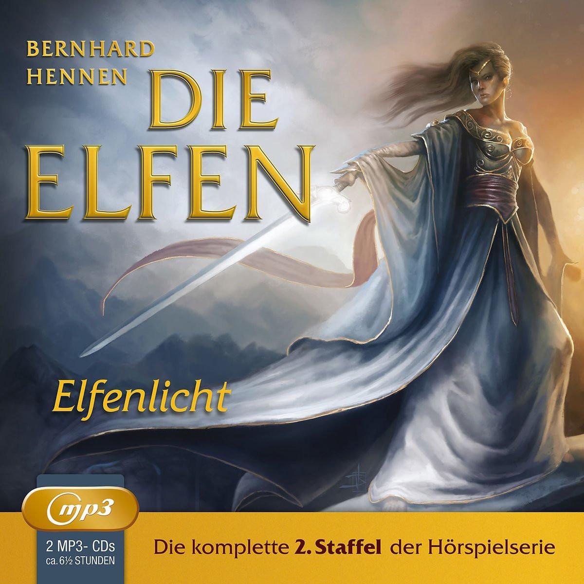 Die Elfen - Elfenlicht - Das Hörspiel – Staffel 2 (Folge 06-11)