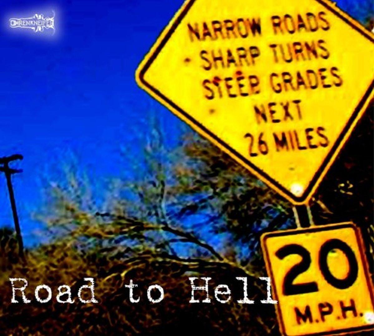 Road to Hell - Pulp Thriller Hörspiel