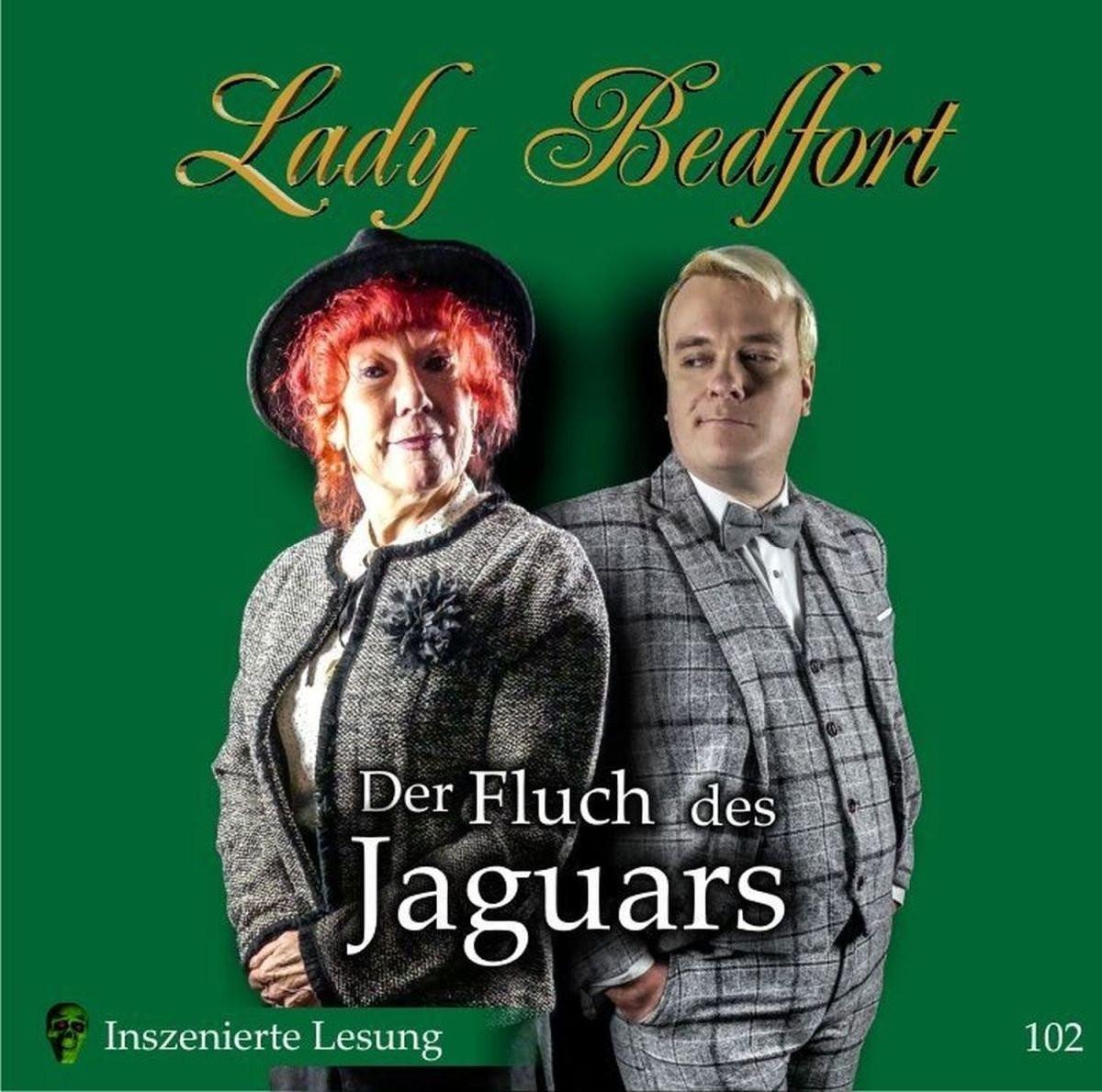 Lady Bedfort - Folge 102: Der Fluch des Jaguars (Inszenierte Lesung)