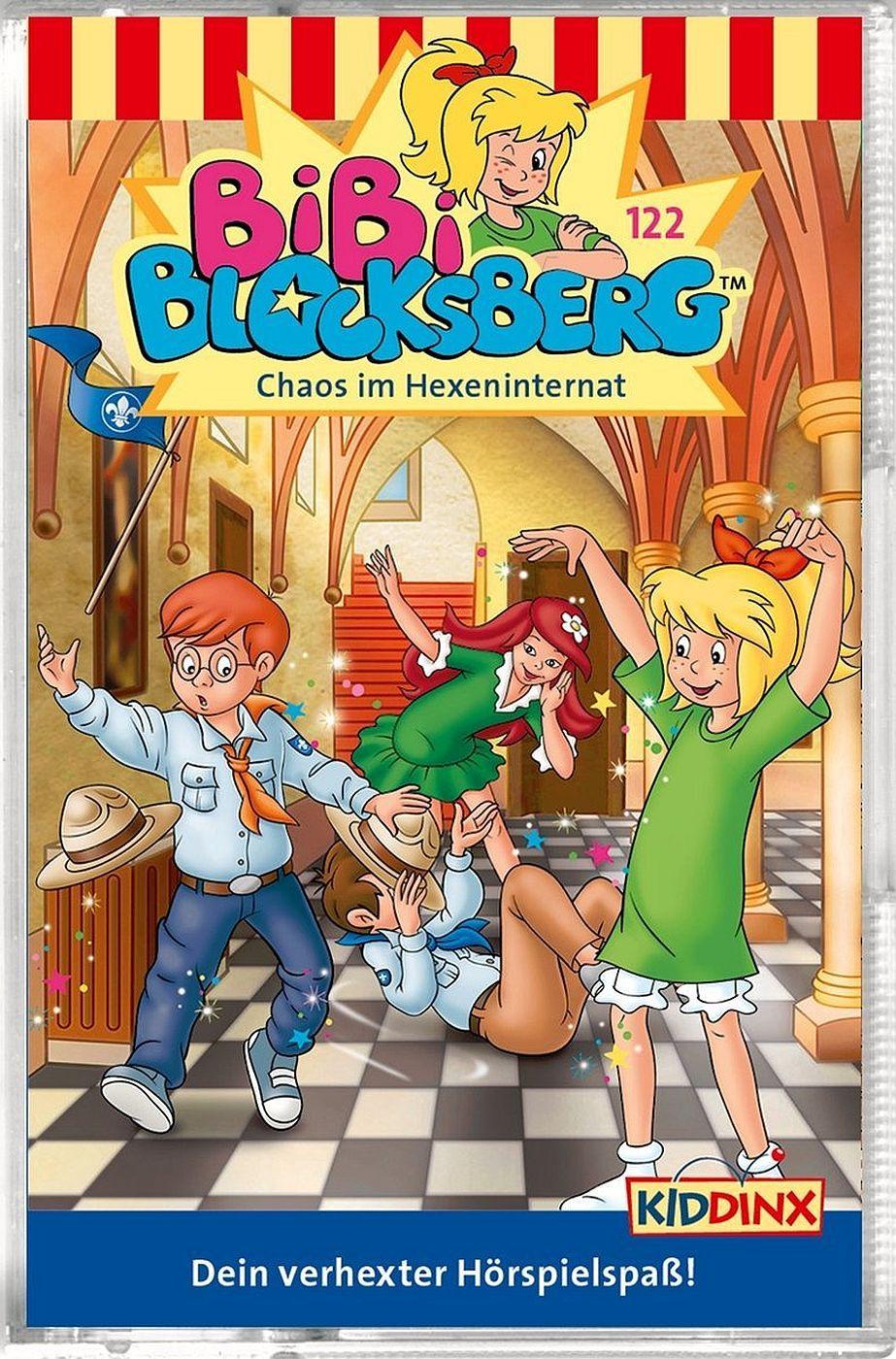 Bibi Blocksberg - Folge 122: Chaos im Hexeninternat (MC)