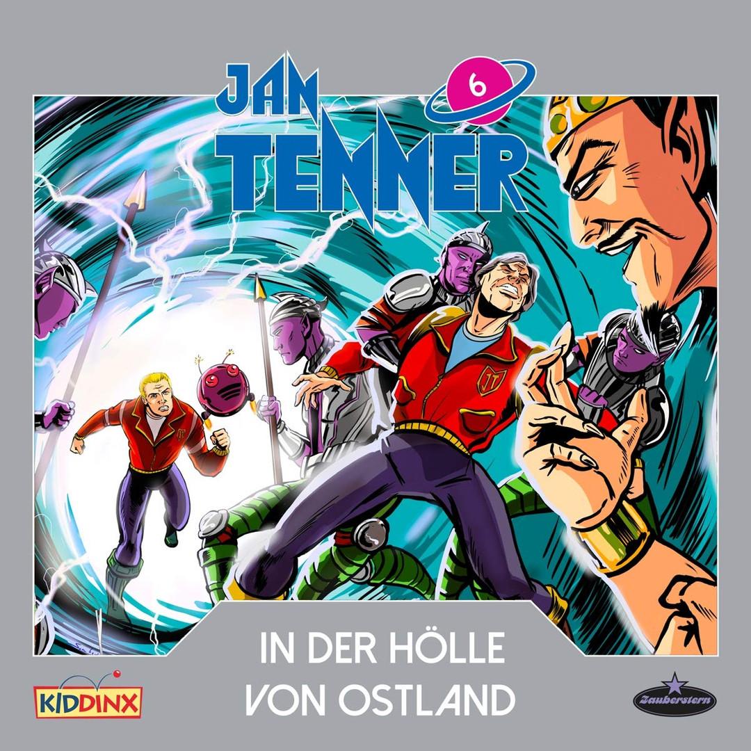 Jan Tenner - Folge 06: In der Hölle von Ostland