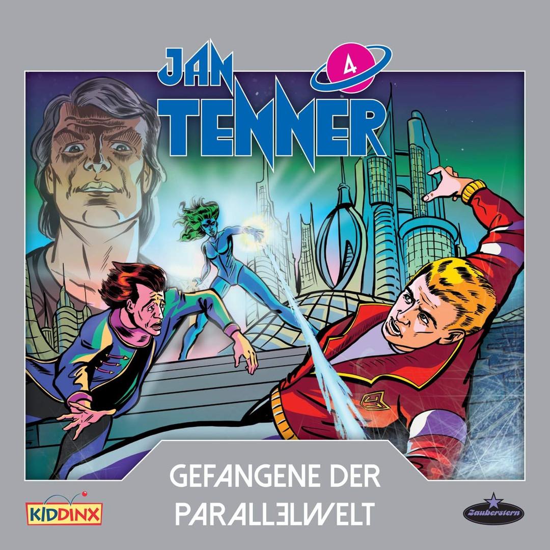 Jan Tenner - Folge 04: Gefangene der Parallelwelt
