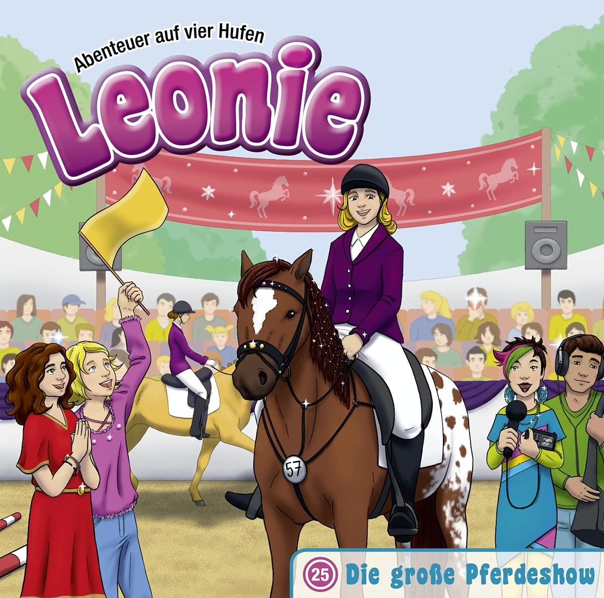 Leonie - Abenteuer auf vier Hufen - Folge 25: Die große Pferdeshow