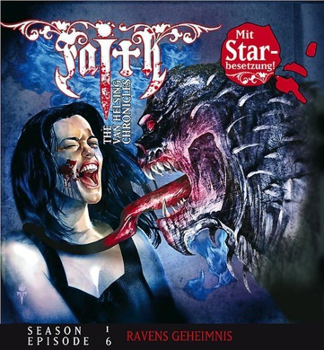 Faith - The Van Helsing Chronicles 06 Ravens Geheimnis