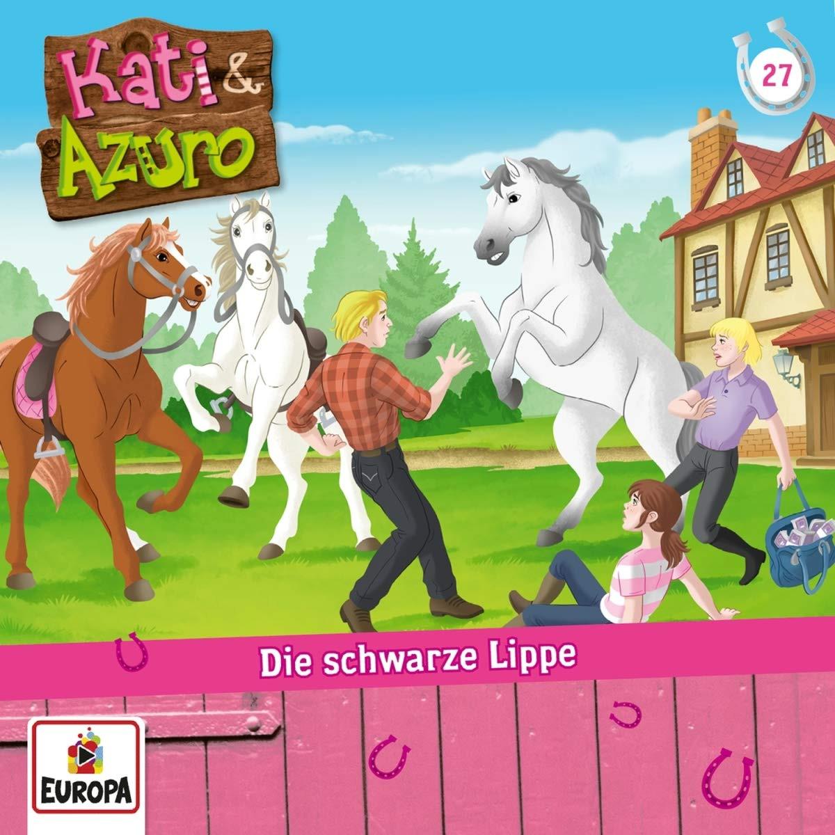 Kati & Azuro - Folge 27: Die schwarze Lippe