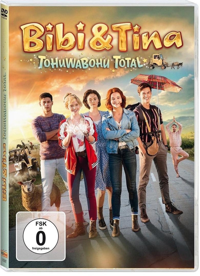 Bibi & Tina - Tohuwabohu total (DVD)
