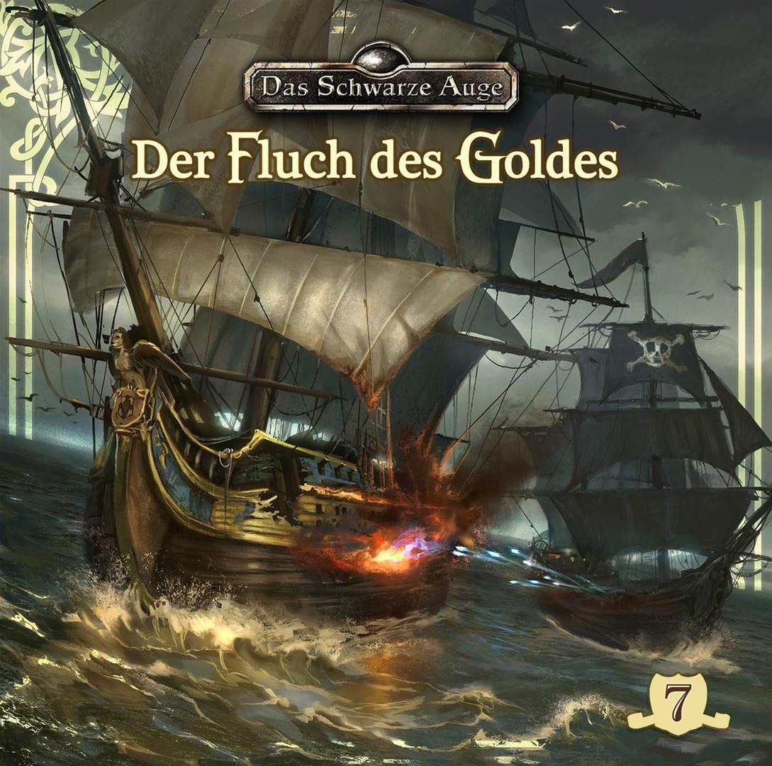 Das schwarze Auge - Folge 7: Der Fluch des Goldes