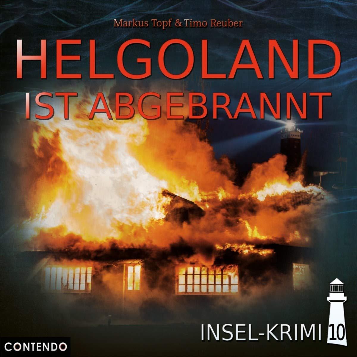 Insel-Krimi - Folge 10: Helgoland Ist Abgebrannt