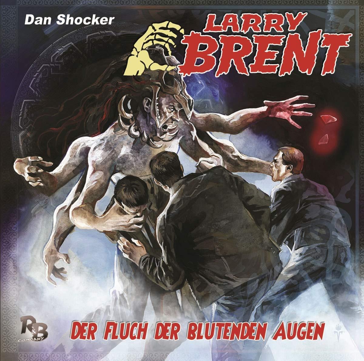 Larry Brent - Folge 32: Der Fluch der blutenden Augen
