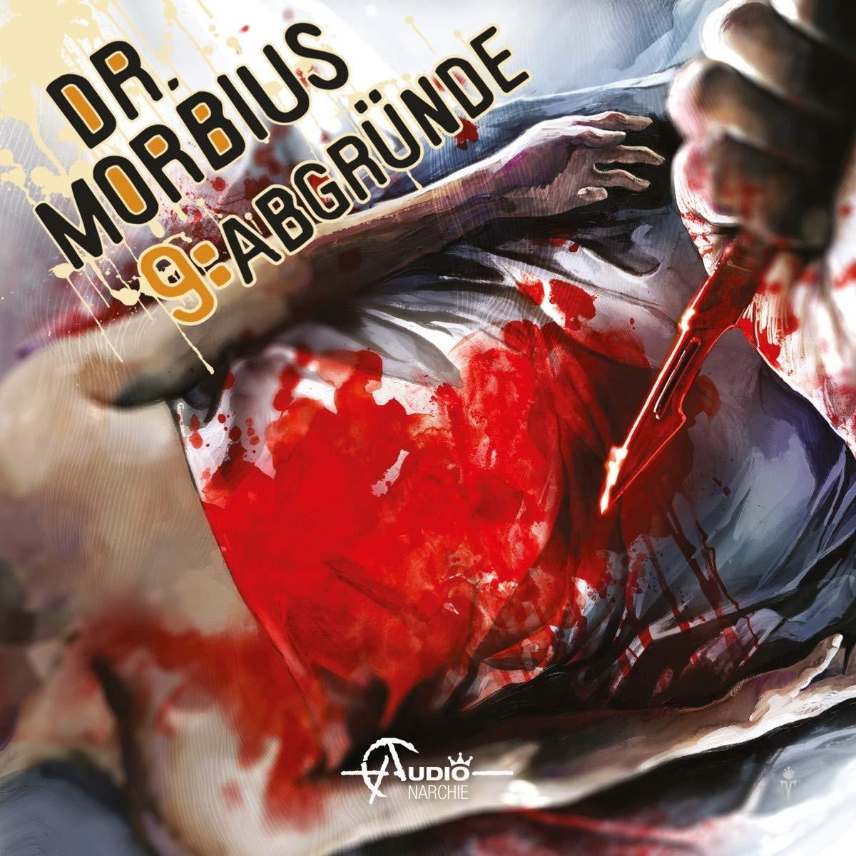 Dr.Morbius 09: Abgründe