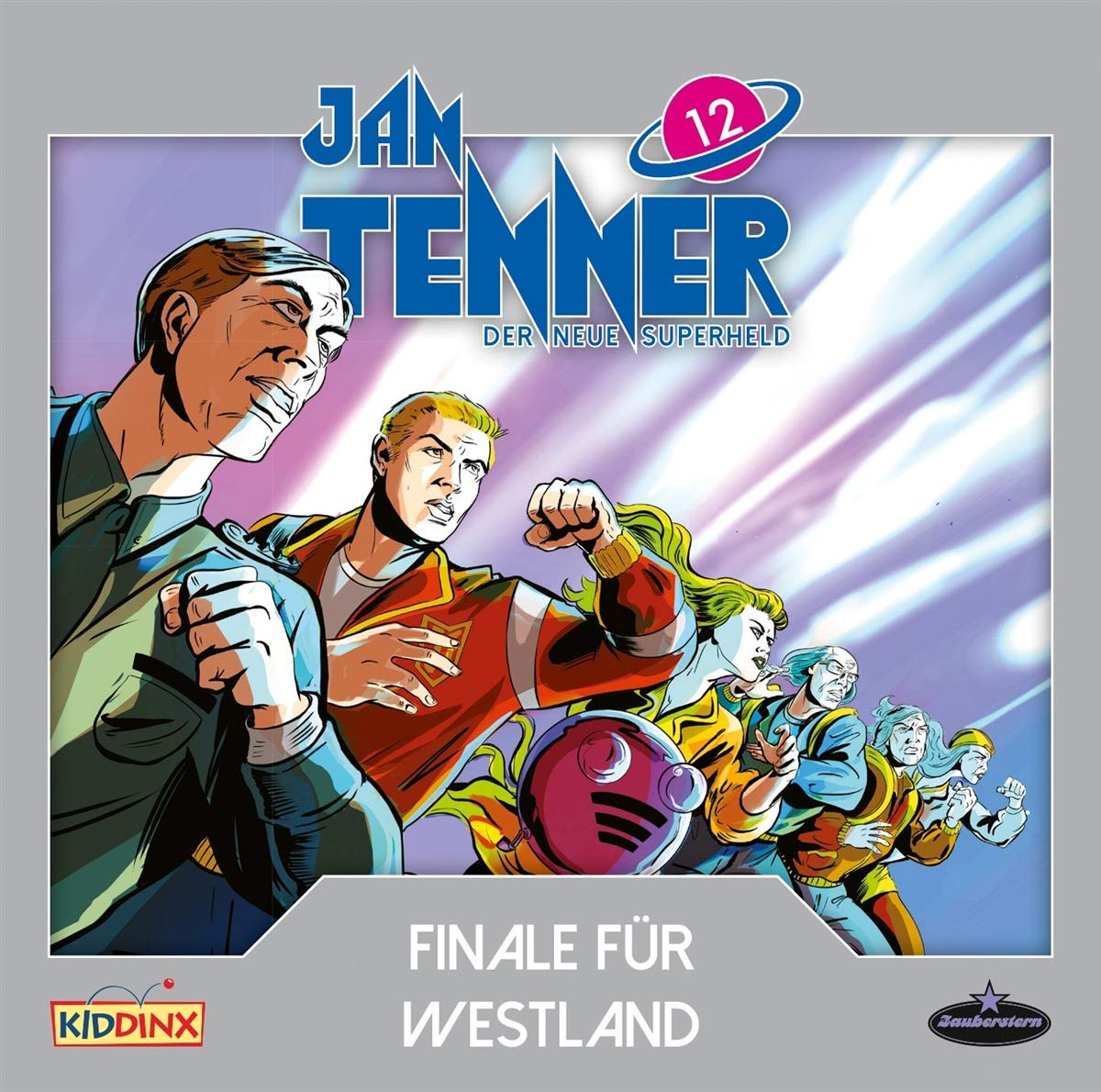 Jan Tenner - Folge 12: Finale für Westland