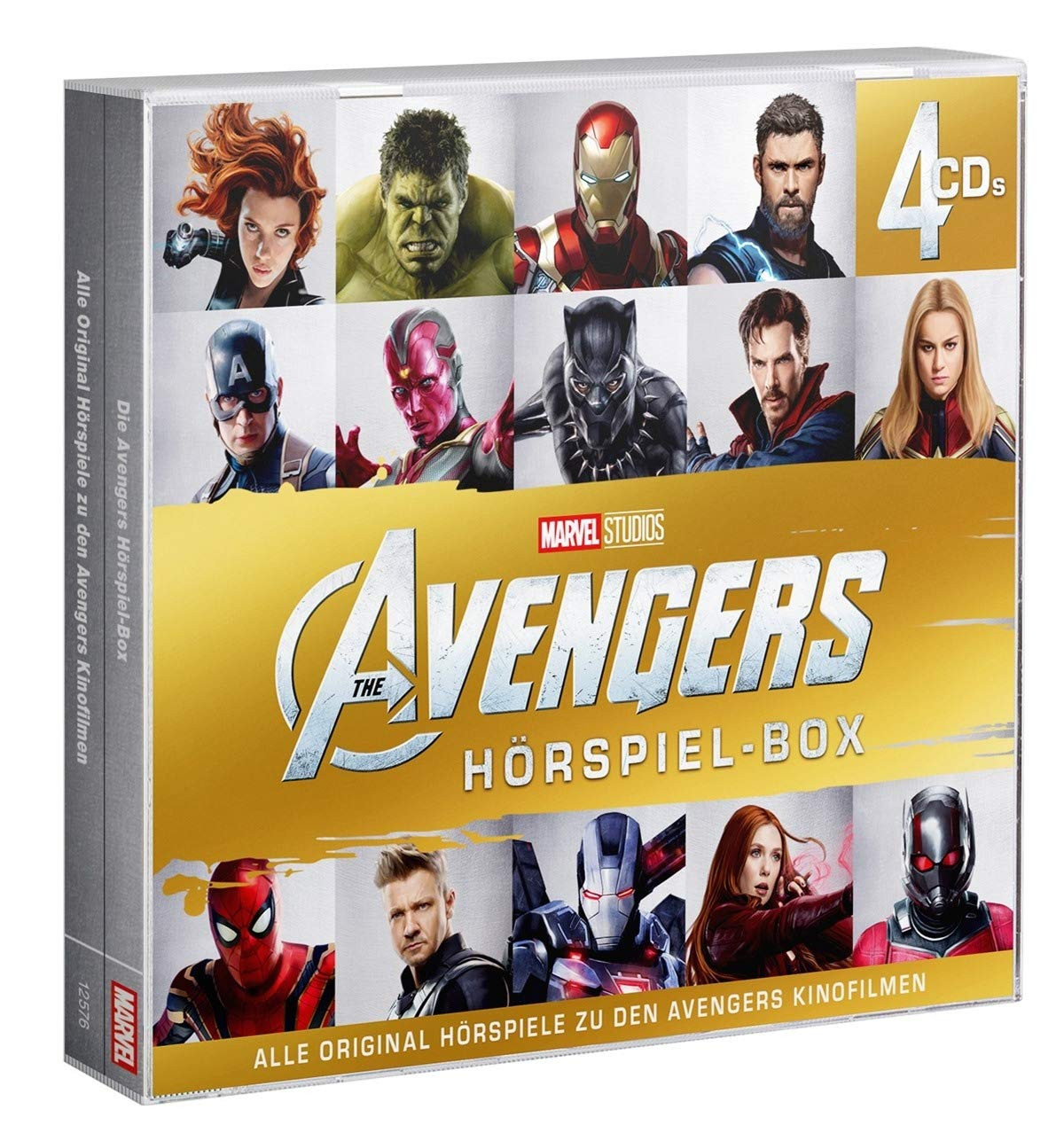 Disney: Die Avengers Hörspiel-Box