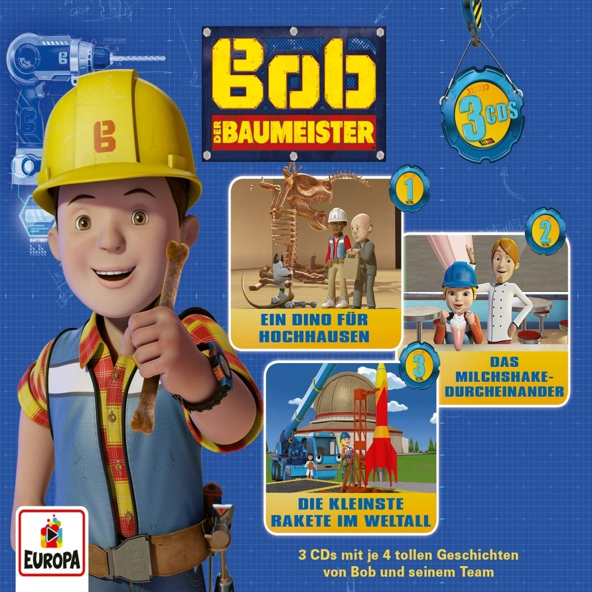 Bob der Baumeister - 4. 3er Box (Folgen 10,11,12)