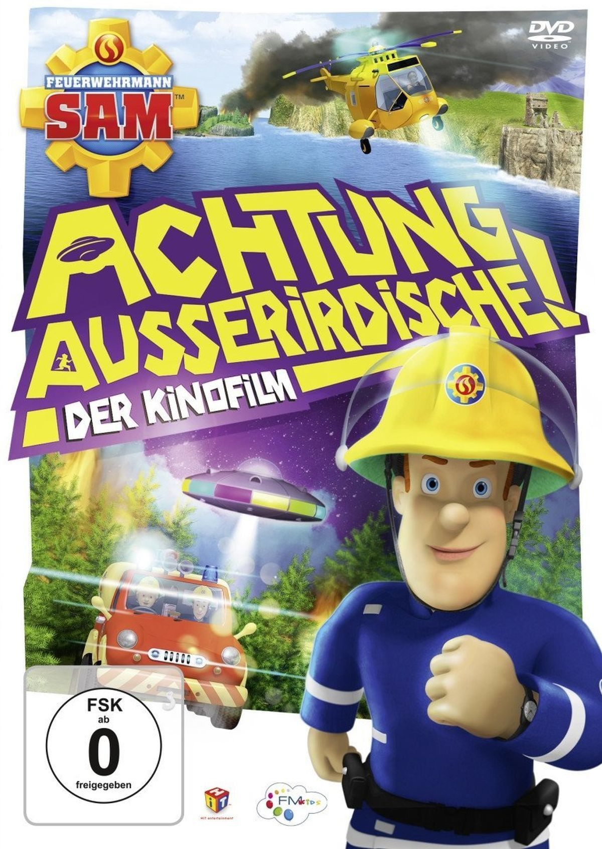 Feuerwehrmann Sam - Achtung Ausserirdische - Der Kinofilm