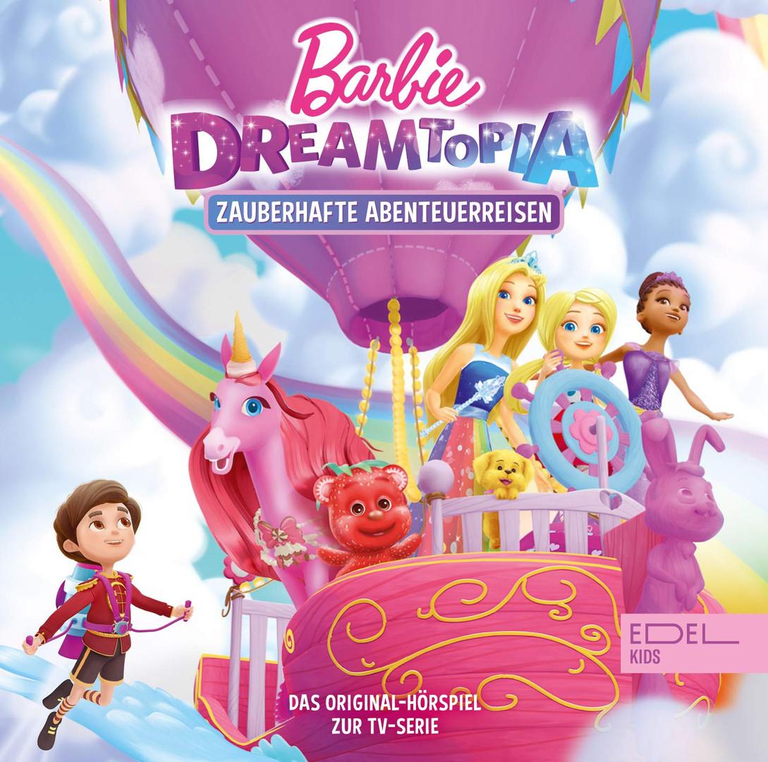 Barbie Zauberhafte Weihnachten 2019.Barbie Dreamtopia Zauberhafte Abenteuerreisen