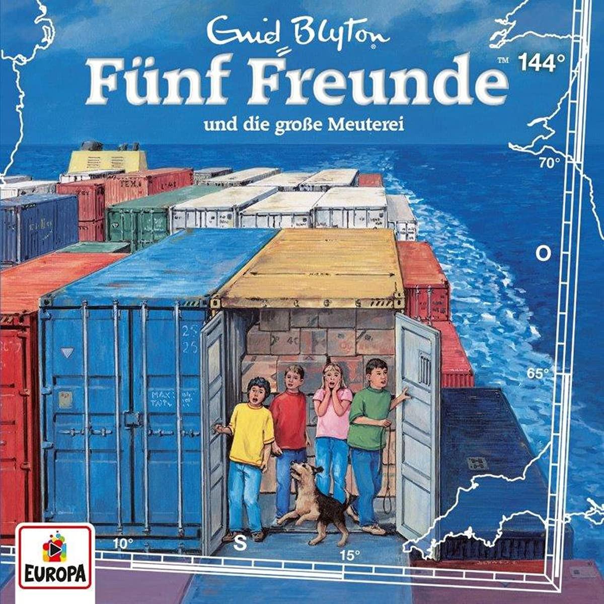Fünf Freunde 144 Fünf Freunde und die Große Meuterei