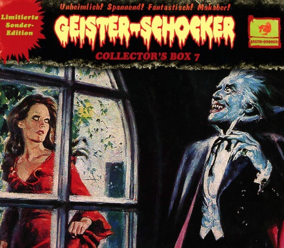 Geister-Schocker Collector's Box 7 (Folge 17-19)