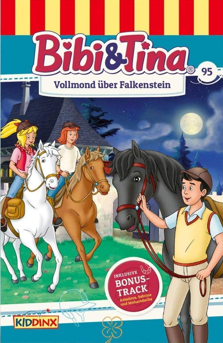 Bibi und Tina - Folge 95: Vollmond über Falkenstein (MC)