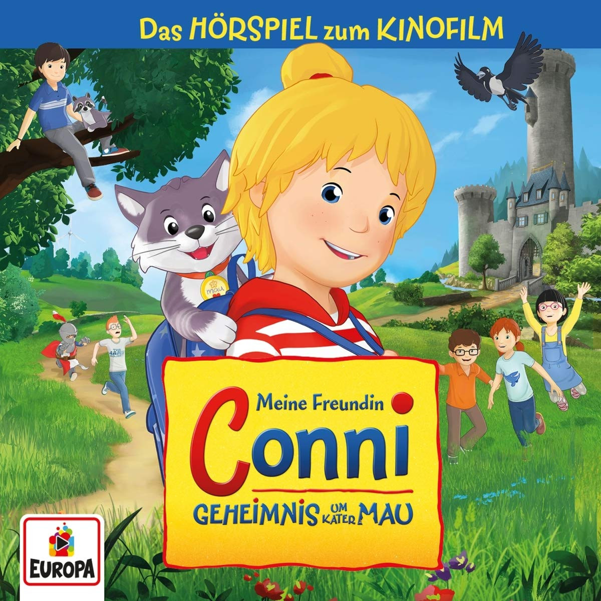 Meine Freundin Conni - Geheimnis um Kater Mau - Hörspiel Zum Kinofilm