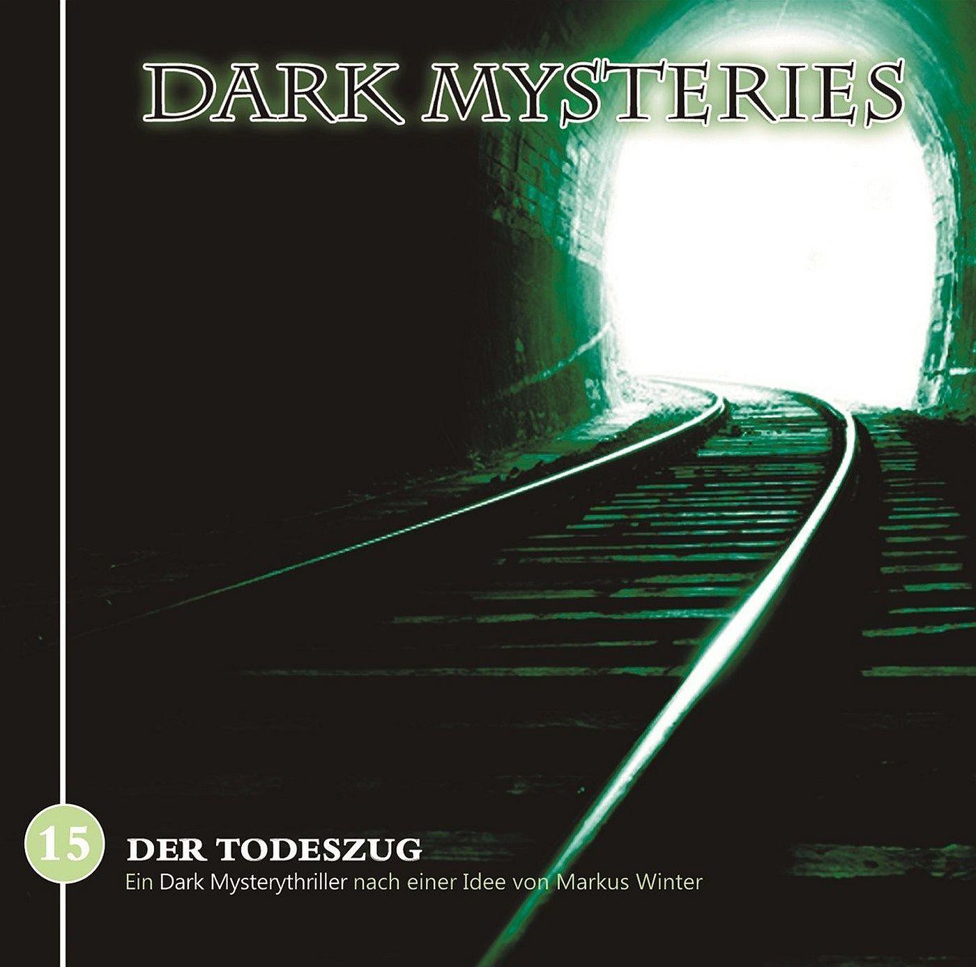 Dark Mysteries - Folge 15: Der Todeszug