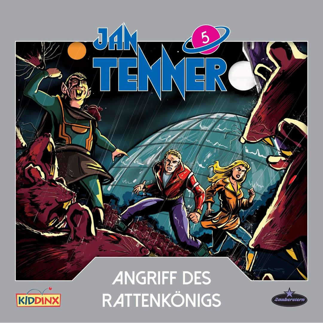 Jan Tenner - Folge 05: Angriff des Rattenkönigs