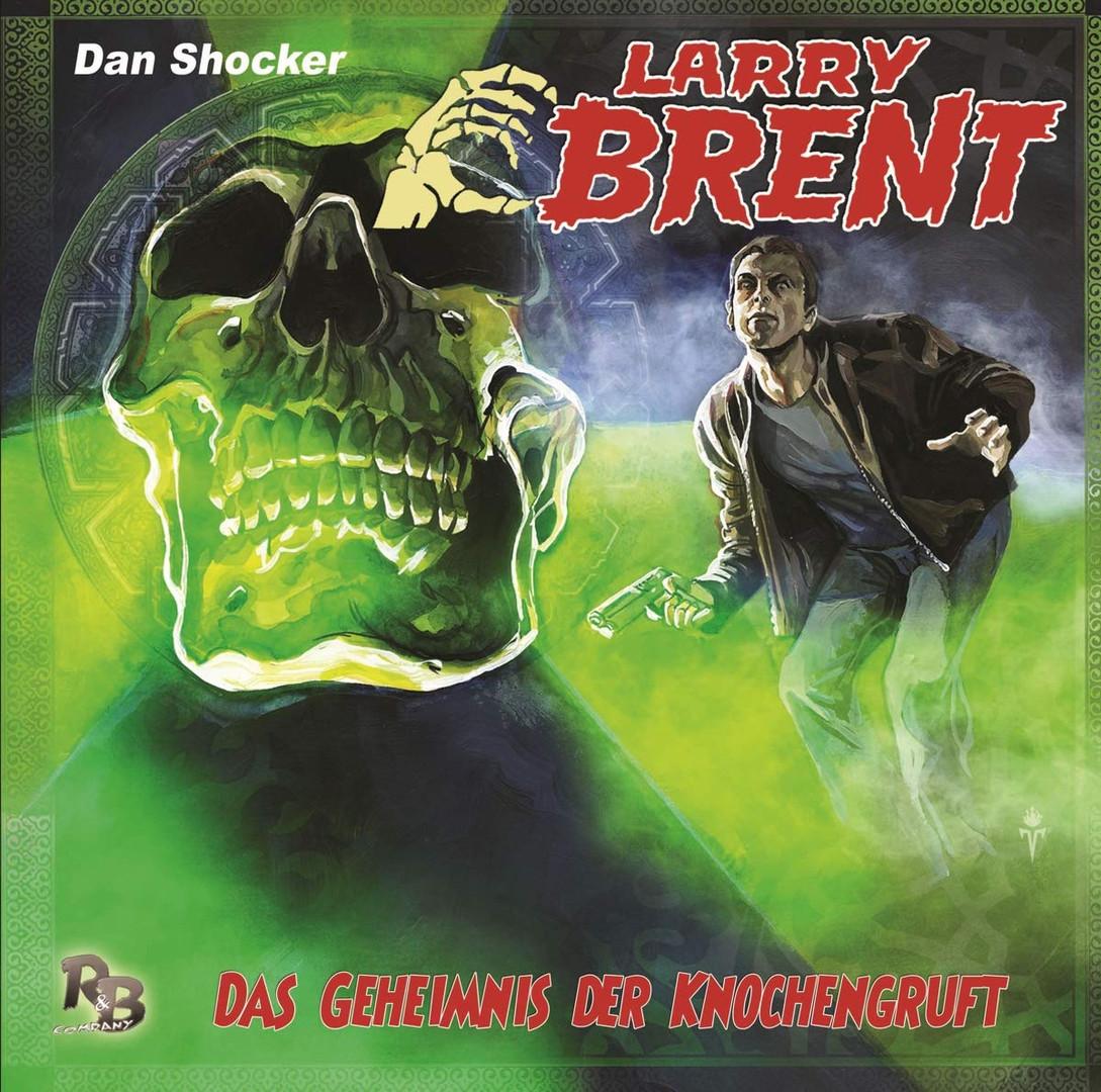 Larry Brent - Folge 30: Das Geheimnis der Knochengruft
