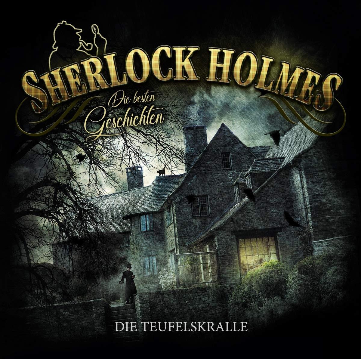 Sherlock Holmes - Die besten Geschichten - Folge 1: Die Teufelskralle (Vinyl LP)