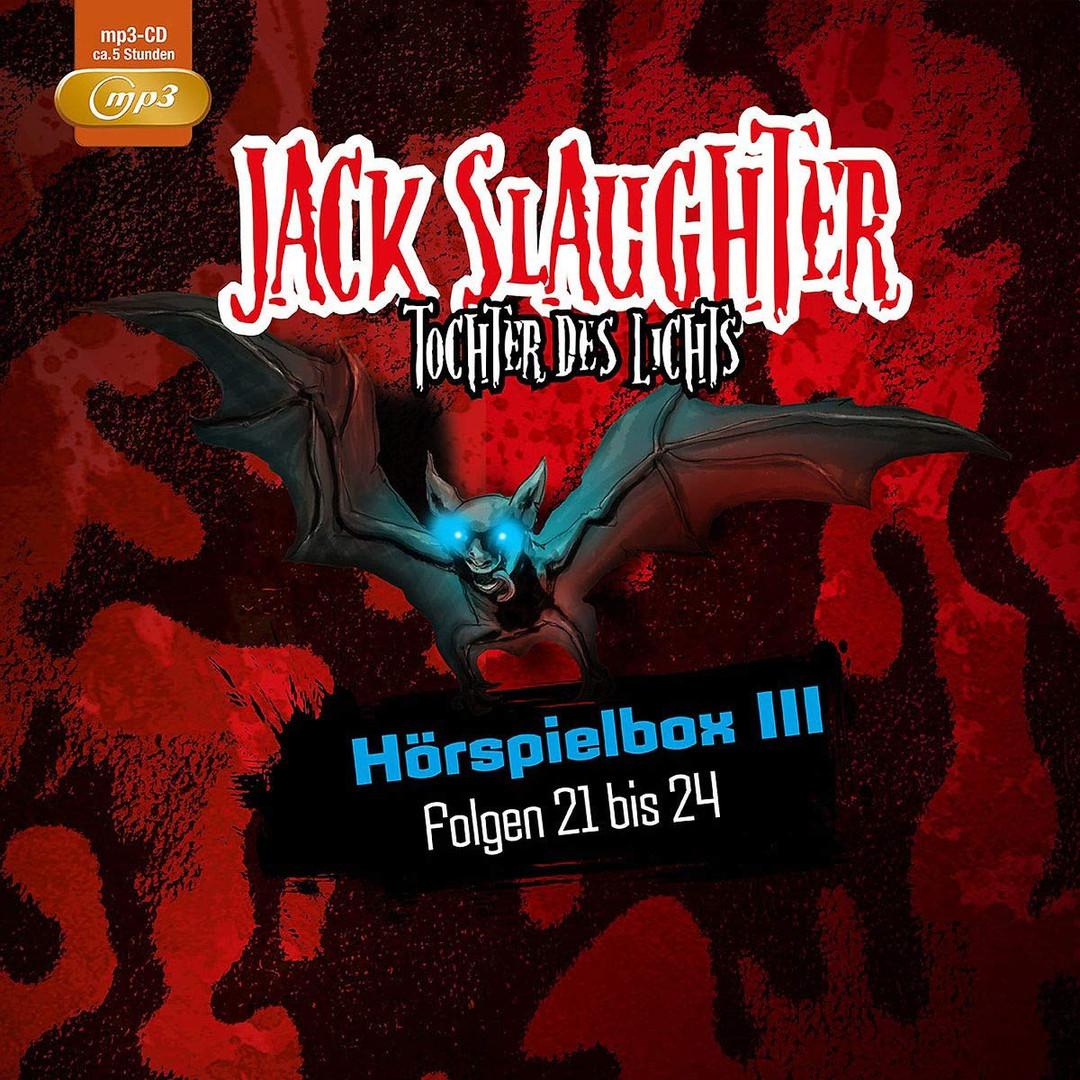 Jack Slaughter - Hörspielbox III - Folge 21-24