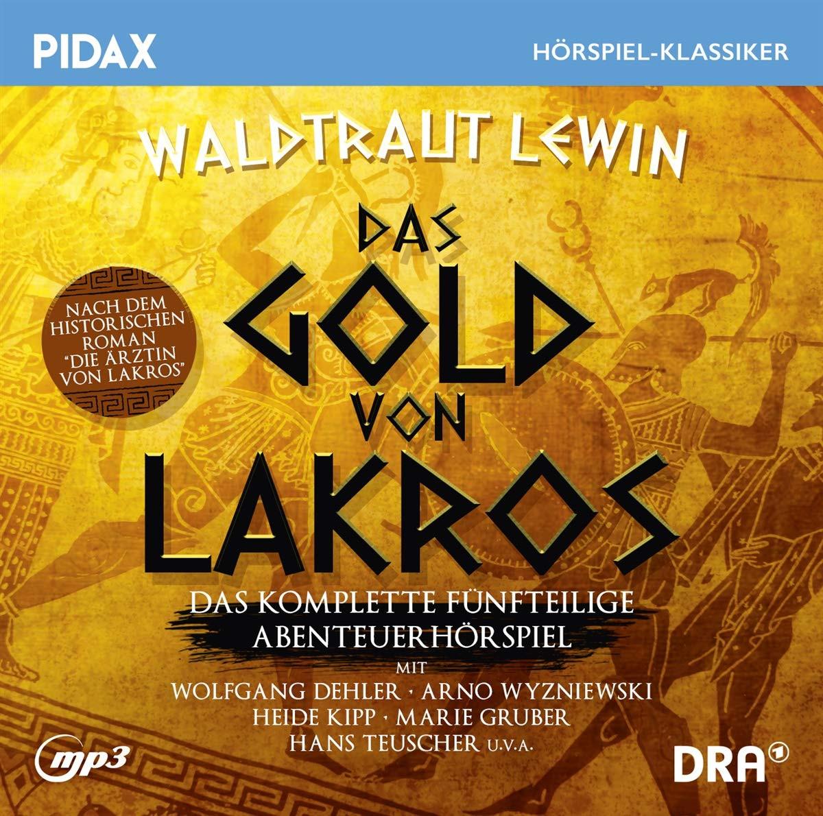 Pidax Hörspiel Klassiker - Das Gold von Lakros