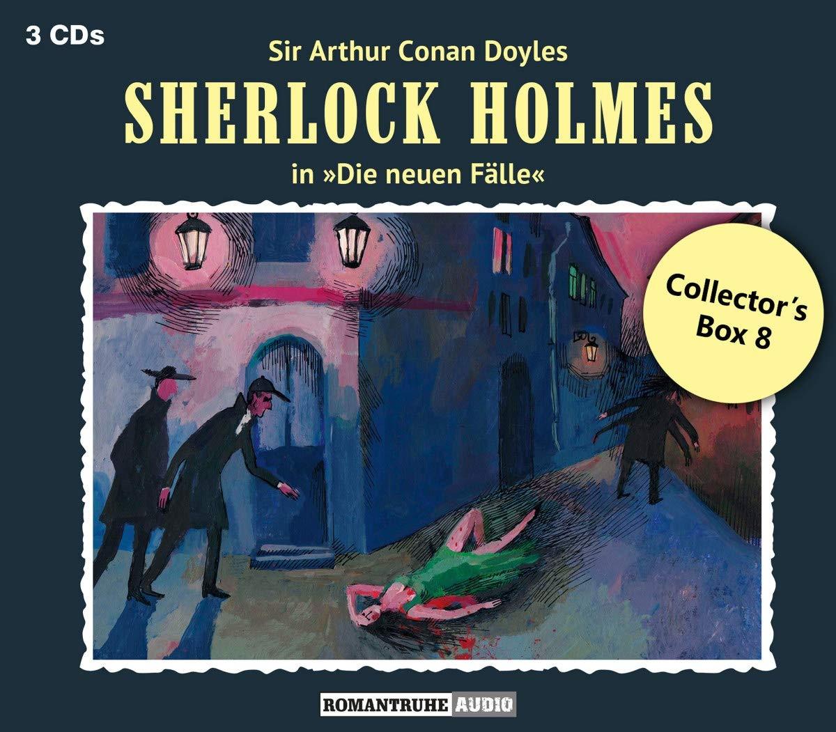 Sherlock Holmes: Die neuen Fälle: Collectors Box 8