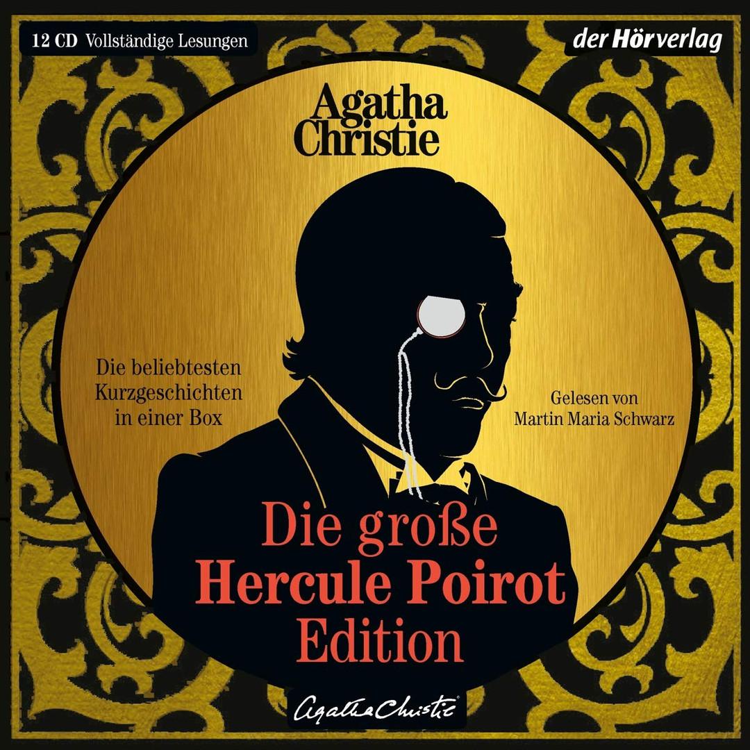 Die große Hercule-Poirot-Edition: Die beliebtesten Kurzkrimis in einer Box