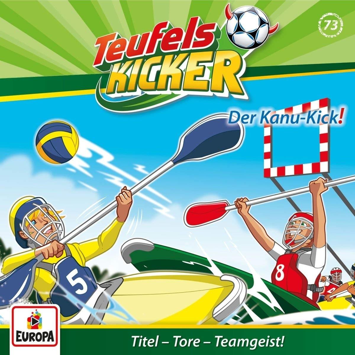 Teufelskicker 73 Der Kanu-Kick!