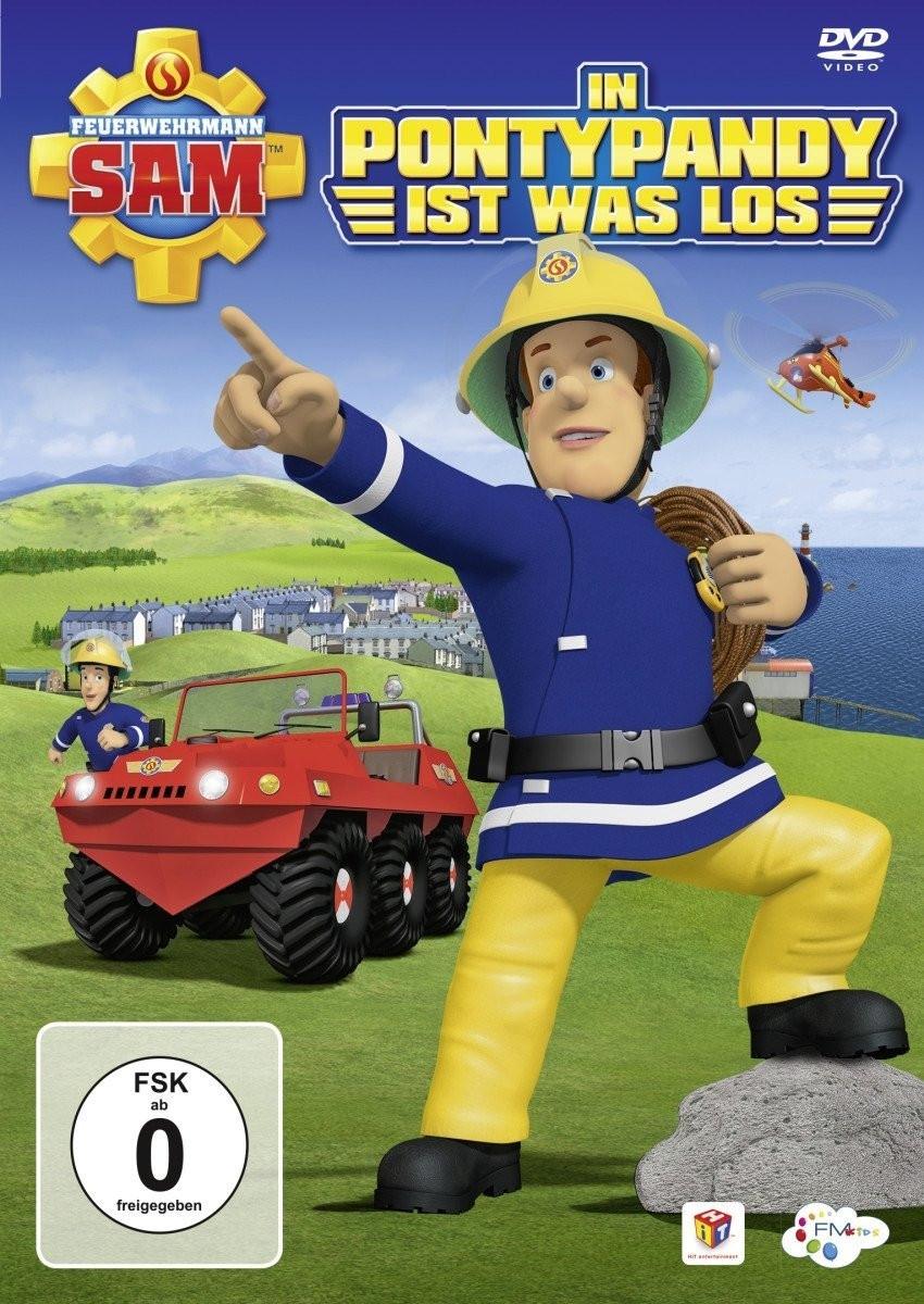 Feuerwehrmann Sam - In Pontypandy ist was los - DVD