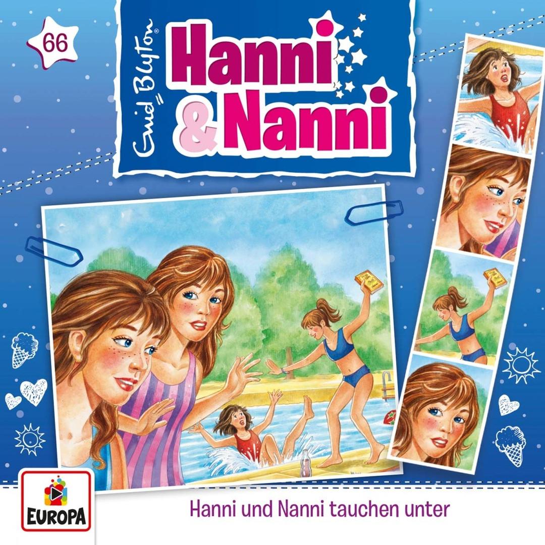 Hanni und Nanni Folge 66 Tauchen Unter