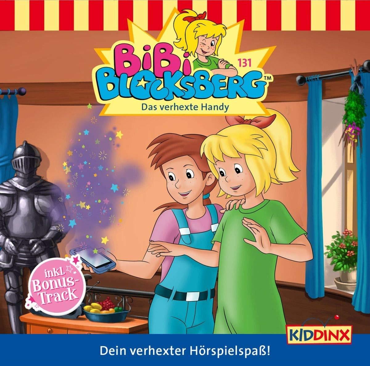 Bibi Blocksberg - Folge 131: Das verhexte Handy