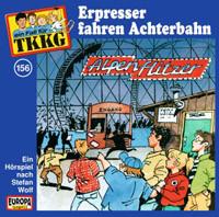 TKKG Folge 156 Erpresser fahren Achterbahn
