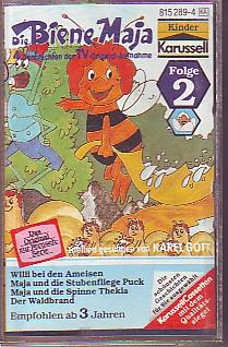 MC Karussell die Biene Maja Folge 02