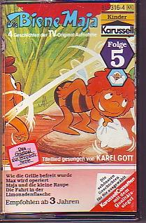 MC Karussell die Biene Maja Folge 05