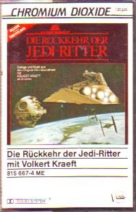 MC Vista Die Rückkehr der Jedi Ritter