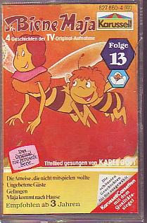 MC Karussell die Biene Maja Folge 13