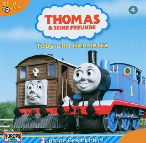 MC Thomas und seine Freunde Folge 4 - Toby und Henrietta
