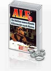 MC Karussell Alf 05 Ein Mädchen namens Rhonda / Eifersucht nach
