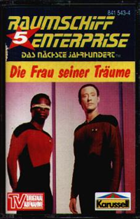 MC Karussell Raumschiff Enterprise 5 Die Frau seiner Träum