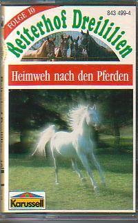 MC Karussell Reiterhof Dreililien Folge 10 Heinweh nach den Pfer